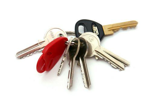 Как сделать ключи если они потеряны