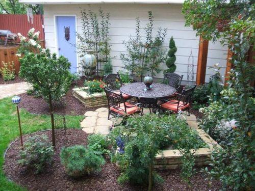Садовы участок своими руками с фото 774