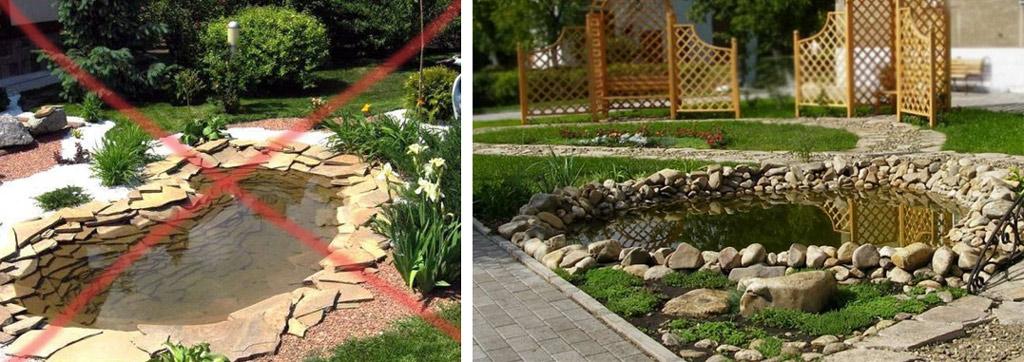 Дизайн садового участка своими руками: фотогалерея и 90
