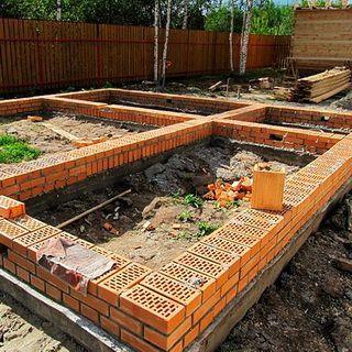 Поэтапное строительство бани из кирпича своими руками 228