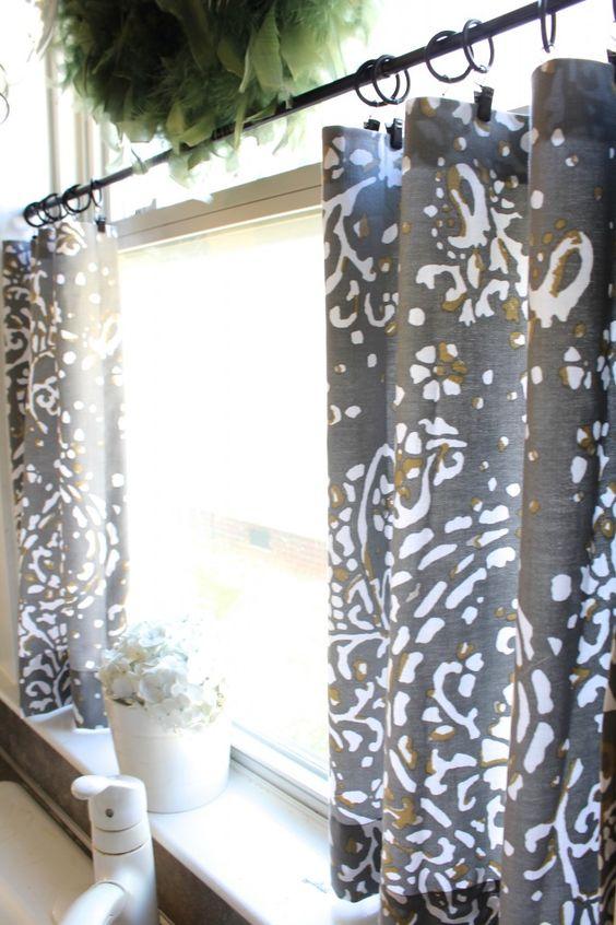 классические шторы 9
