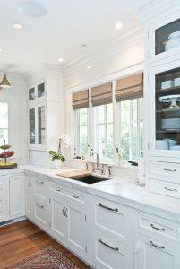 римские шторы на кухне 4